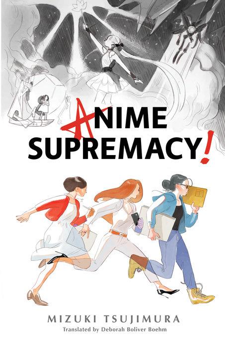 Anime Supremacy!