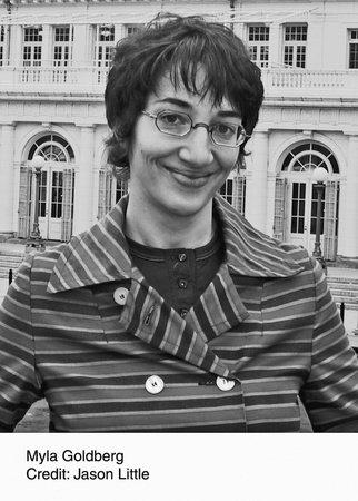 Photo of Myla Goldberg