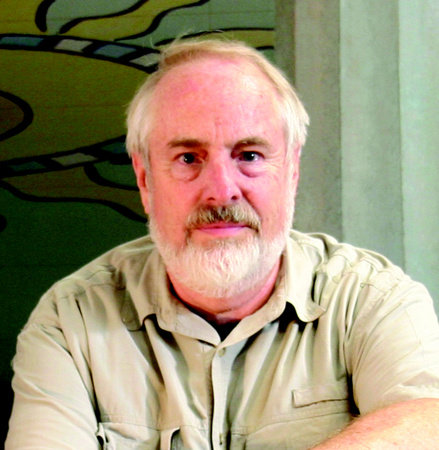 Photo of Kevin Bruce
