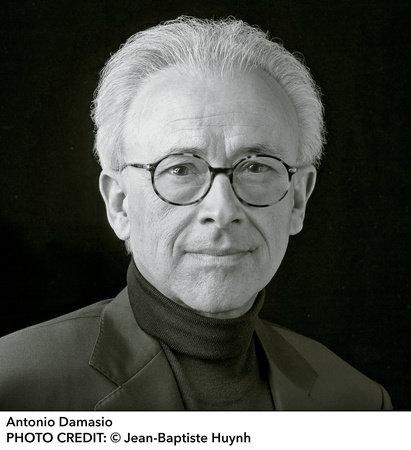 Photo of Antonio Damasio