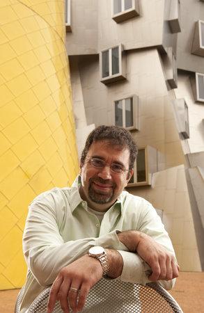 Photo of Daron Acemoglu