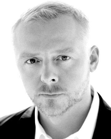 Photo of Simon Pegg