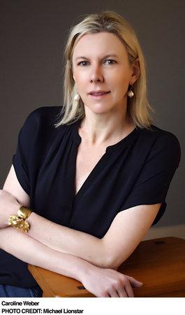 Photo of Caroline Weber