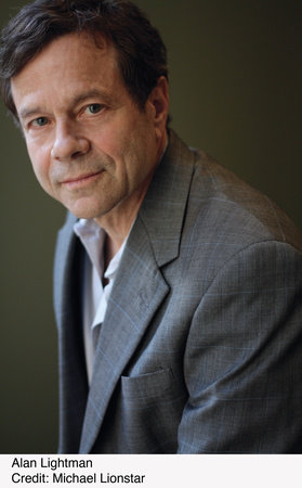 Photo of Alan Lightman