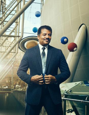 Photo of Neil deGrasse Tyson