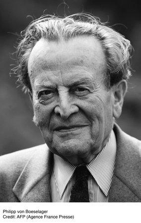 Photo of Philip Freiherr Von Boeselager