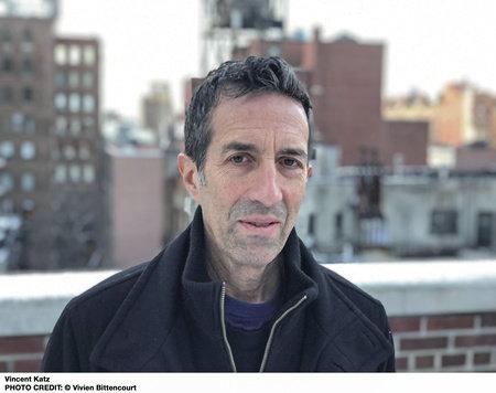 Photo of Vincent Katz