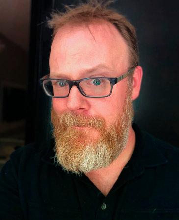 Photo of Chuck Wendig