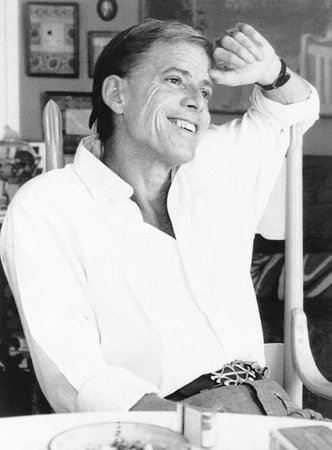 Photo of James Merrill