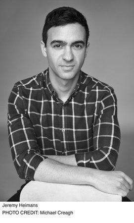 Photo of Jeremy Heimans