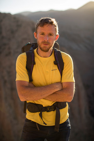 Photo of Tommy Caldwell