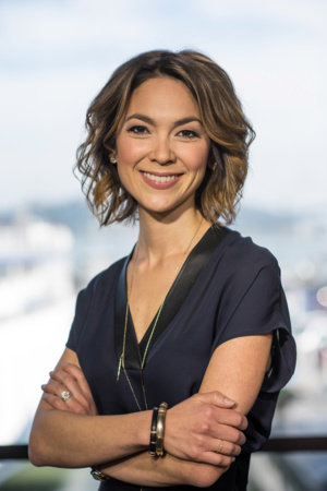 Photo of Emily Chang