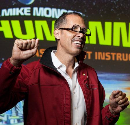 Photo of Mike Mongo