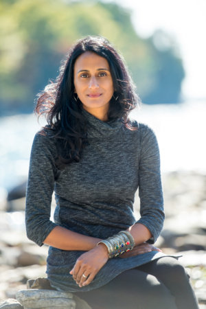 Photo of Bina Venkataraman