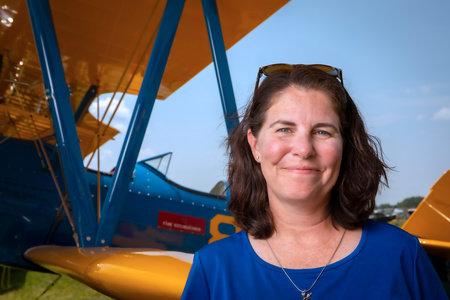 Photo of Katherine Sharp Landdeck