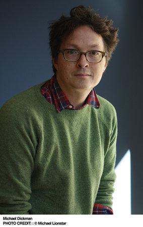 Photo of Michael Dickman