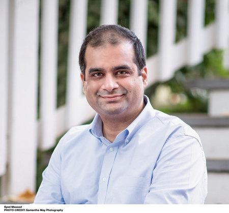 Photo of Syed M. Masood