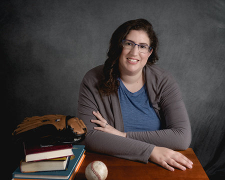 Photo of Sarah Kapit