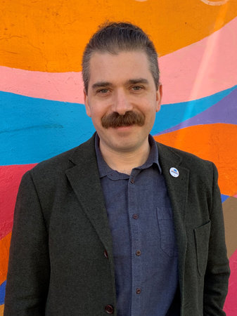 Photo of Spencer Ackerman