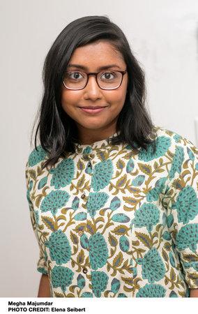 Photo of Megha Majumdar