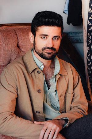 Photo of Daniel Barban Levin