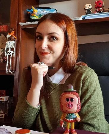 Photo of Rachele Aragno