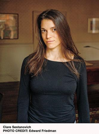 Photo of Clare Sestanovich