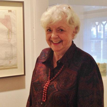 Photo of Betty Edwards