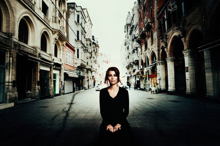 Photo of Elif Shafak