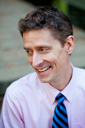 Photo of Mark McClusky