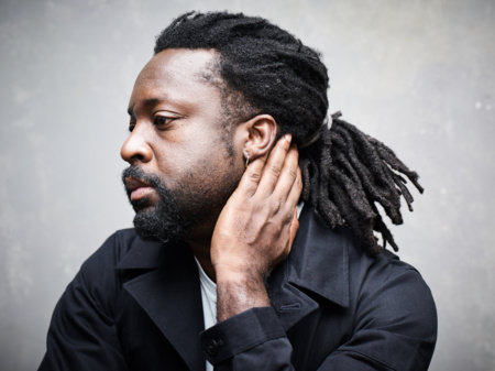 Photo of Marlon James
