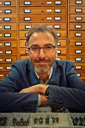 Photo of Menno Schilthuizen