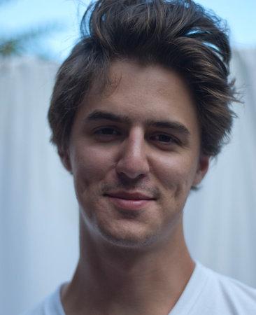 Photo of Patrick Moberg