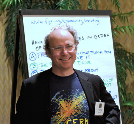 Photo of Frank Wilczek