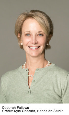 Photo of Deborah Fallows