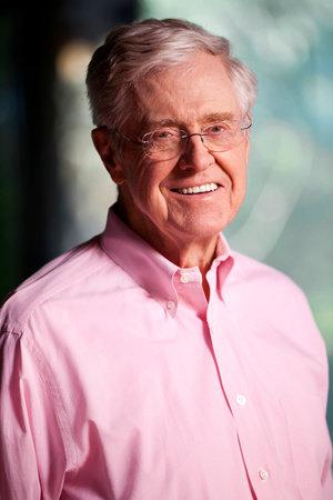 Photo of Charles G. Koch
