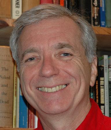 Photo of David Wallechinsky