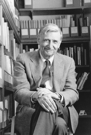 Photo of Edward O. Wilson