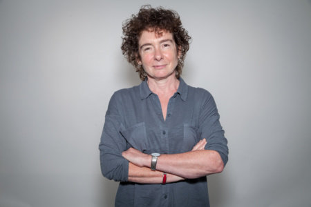 Photo of Jeanette Winterson