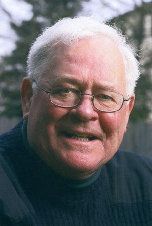 Photo of Harry Bruce