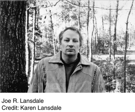 Photo of Joe R. Lansdale