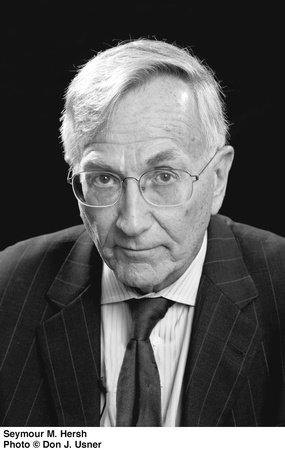 Photo of Seymour M. Hersh