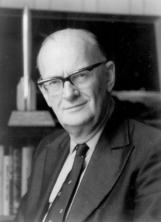 Photo of Arthur C. Clarke