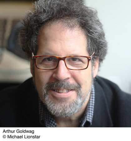 Photo of Arthur Goldwag