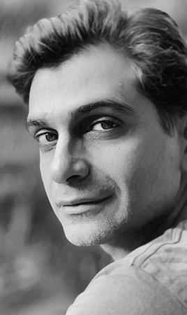 Photo of Anosh Irani