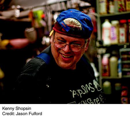 Photo of Kenny Shopsin