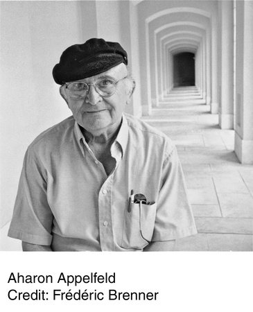Photo of Aharon Appelfeld
