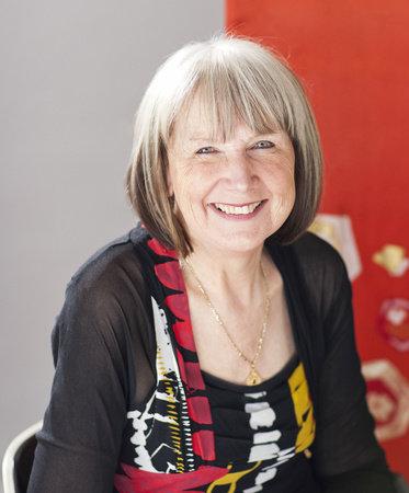 Photo of Stephanie Dowrick