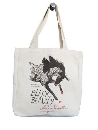 Penguin Tote: Black Beauty by Penguin Merchandise