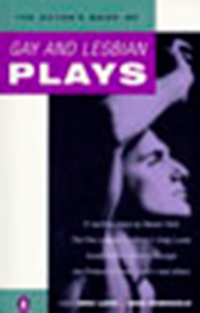 The Actor's Book of Gay and Lesbian Plays by Eric Lane and Nina Shengold
